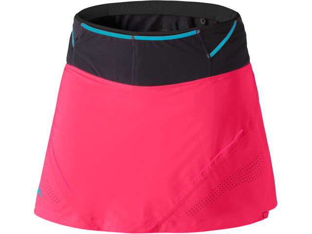 Dynafit Ultra Jupe 2 en 1 Femme, fluo pink